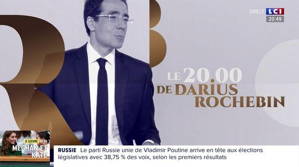 Le 20H Darius Rochebin du dimanche 19 septembre 2021