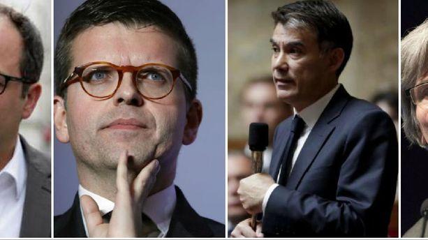 PS : quatre candidats en lice (sans Julien Dray ni Delphine Batho)