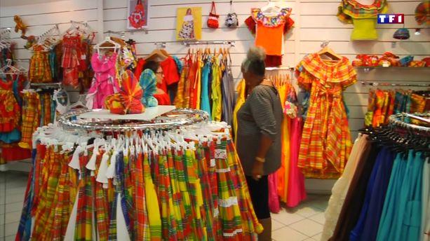 Le madras, le tissu emblématique de la Martinique