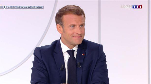 Le mea-culpa d'Emmanuel Macron
