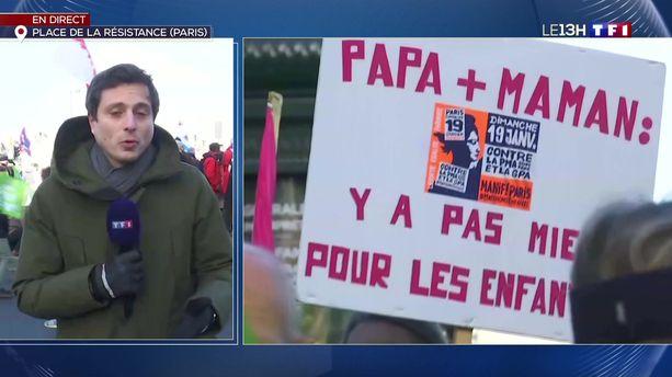 Les anti-PMA reprennent les manifestations