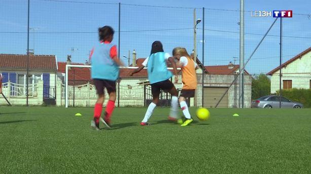 Football : les enfants rechaussent les crampons