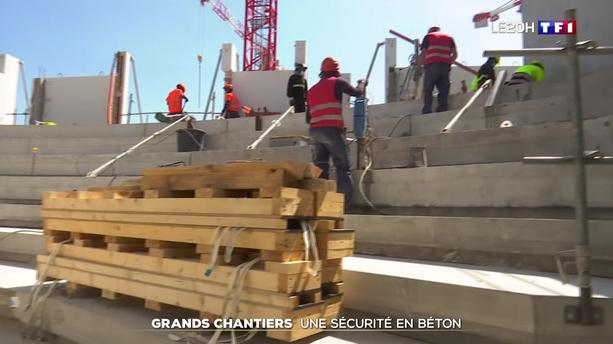 Les grands chantiers reprennent progressivement