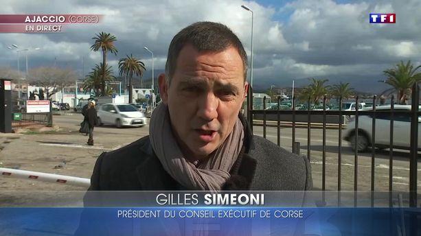 Les nationalistes corses organisent une manifestation à Ajaccio