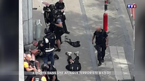 Liège : trois morts dans une attaque terroriste