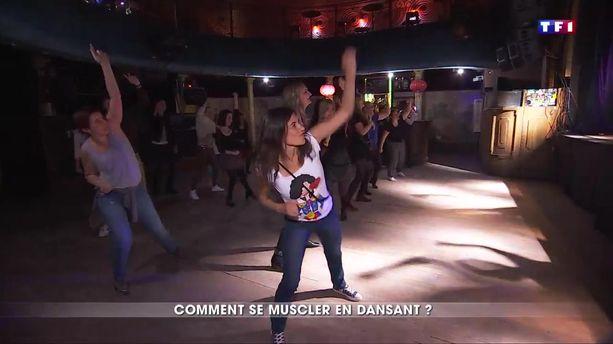 Loisirs : la tendance danse et fitness