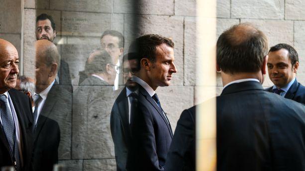 13 milliards d'accords signés en Inde, avancée vers 6 EPR — Macron