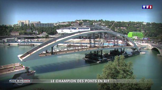 Made in France : l'entreprise Matière, championne des ponts en kit