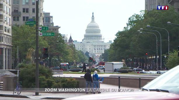 JT WE - Maison Blanche, jazz, lobbys… Zoom sur Washington
