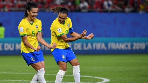 Coupe du monde 2019 : Marta, la fille spirituelle de Pelé devenue reine de la Seleção