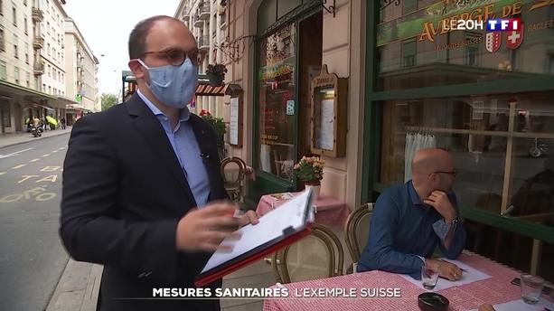 Mesures anti-covid : l'exemple de la Suisse