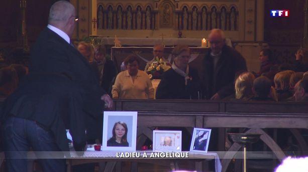 Meurtre d'Angélique : dernier adieu à Wambrechies