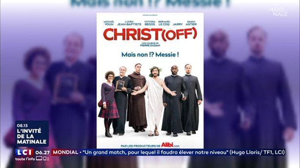 "Michaël Youn : ""On ne se moque pas de la religion... Les valeurs du film sont les valeurs de la religion"""