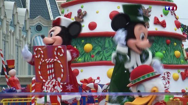 Mickey investit deux milliards d'euros pour agrandir Disneyland Paris