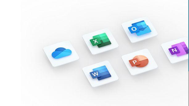 La suite bureautique Microsoft 365