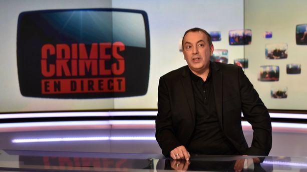 "Morandini n'apparaîtra plus dans ""Crimes"" sur NRJ12"