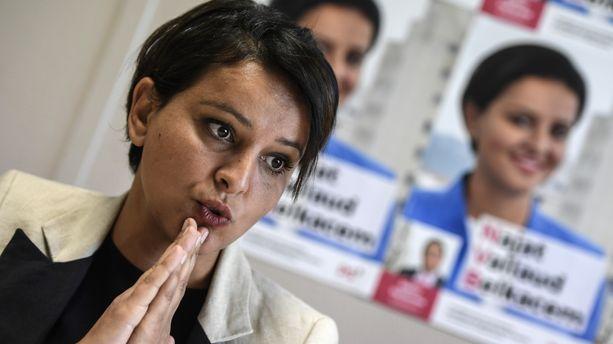 Finalement, Najat Vallaud-Belkacem ne briguera pas la tête du PS