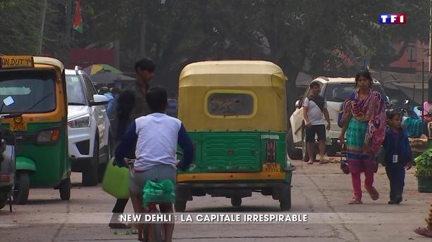 New Delhi : la capitale irrespirable