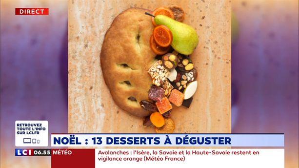 Noël : treize desserts à déguster