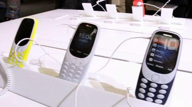 Nokia, Blackberry, LG, Huawei... : le salon de Barcelone entre nostalgie gagnante et innovations