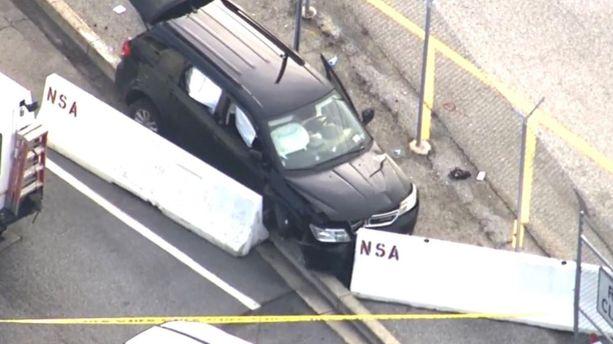 Washington : une fusillade devant l'agence de renseignement NSA