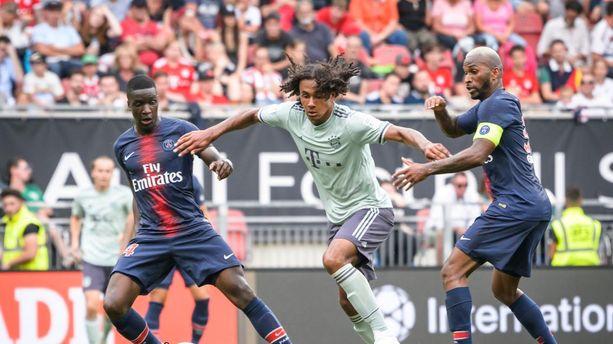 Maillot THIRD Paris Saint-Germain Moussa DIABY