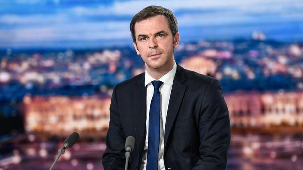 Olivier Véran, invité du 13h de TF1 ce lundi 5 avril.