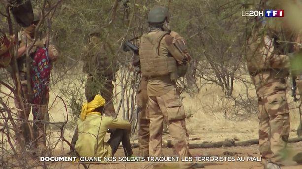 Opération Barkhane au Mali : dans l'enfer du Sahel