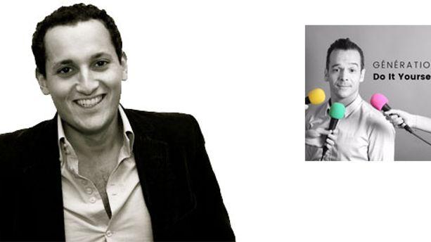 PODCAST - Stéphane Boukris ou le don de savoir transformer le buzz en biz
