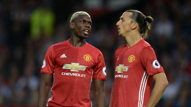 Ligue Europa : Pogba et Ibrahimovic s'attaquent à la petite Coupe d'Europe