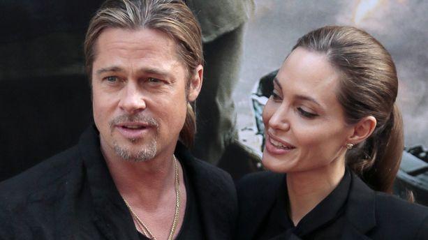 Brad Pitt se paie Angelina Jolie devant le tribunal