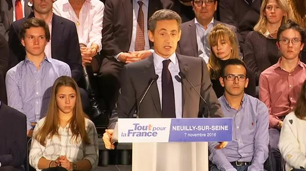 VIDEO - Primaire de la droite : quand Sarkozy tacle NKM