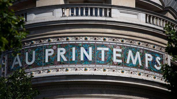 Le Printemps va fermer sept magasins en France