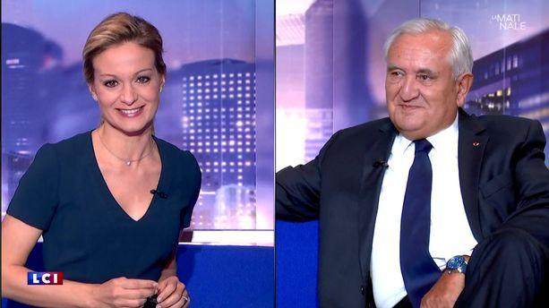 L'invité politique d'Audrey Crespo-Mara du vendredi 4 mai 2018 : Jean-Pierre Raffarin