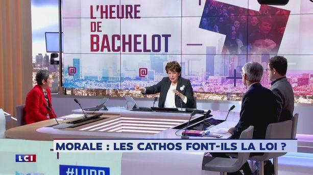 Replay - l'Heure de Bachelot du lundi 1 octobre 2018