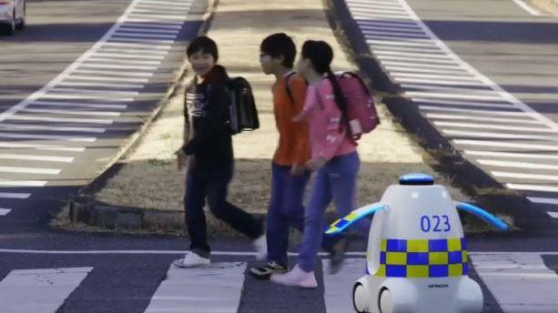 VIDÉO - A Tokyo, à chacun son robot