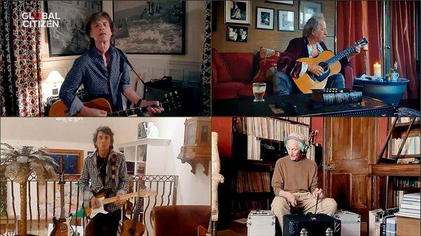 """Living in a Ghost Town"" : la nouvelle chanson des Rolling Stones tombe à pic"