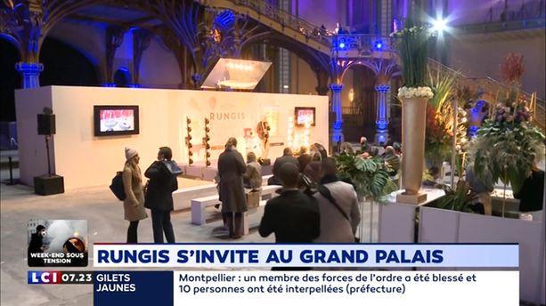 Rungis s'invite au Grand Palais