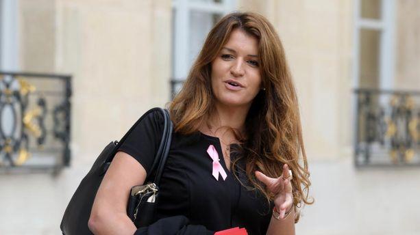 Marlène Schiappa menacée de mort en bas de son domicile — Gilets Jaunes