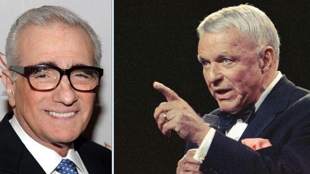 Martin Scorsese abandonne son projet de biopic sur Frank Sinatra