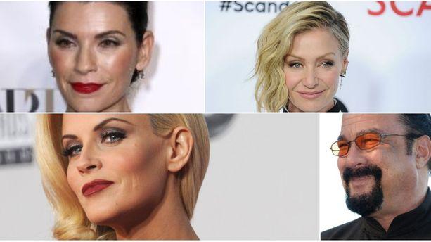 Harcèlement sexuel : après Julianna Margulies, Portia de Rossi et Jenny McCarthy accusent Steven Seagal