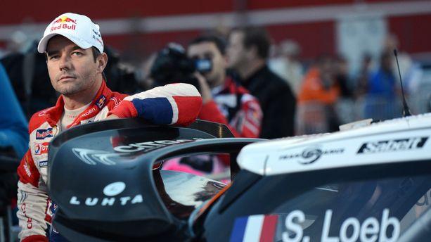 INFO TF1/LCI - Rallye : Sébastien Loeb revient en WRC avec Citroën