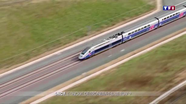"SNCF : les TGV rebaptisés ""in-Oui"""