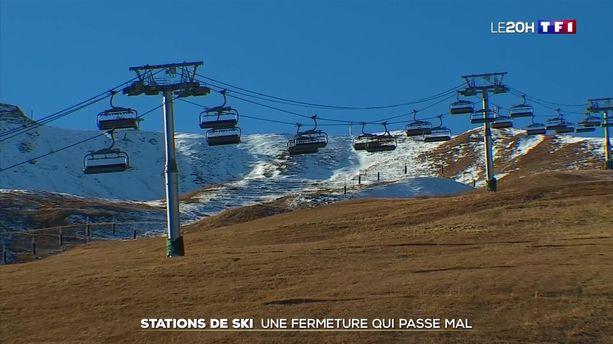 Stations de ski : une fermeture qui passe mal