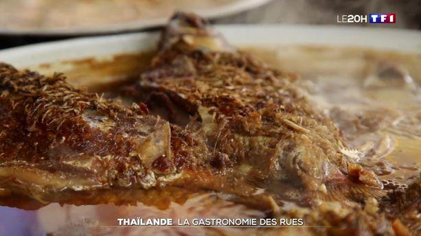 Thaïlande : la gastronomie des rues