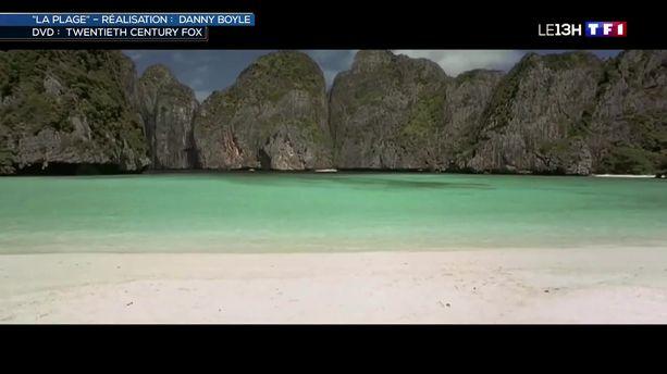 Thaïlande : la plage Maya Bay désormais interdite d'accès
