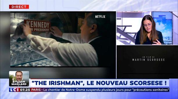 """The Irishman"", le nouveau Scorsese !"
