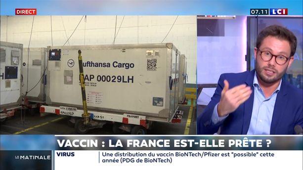 Vaccin anti-Covid : la France est-elle prête ?