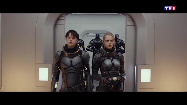 Valérian, le nouveau film gros budget de Luc Besson