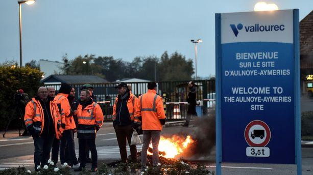 La société Vallourec va supprimer 350 emplois en France.